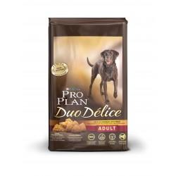 PRO PLAN Cão Duo Délice Adut Frango 10Kg