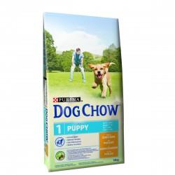 DOG CHOW Puppy Frango 14Kg