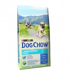 DOG CHOW Puppy Large Breed Peru 14Kg