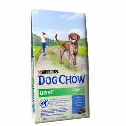 DOG CHOW Adulto Light Perú 14Kg