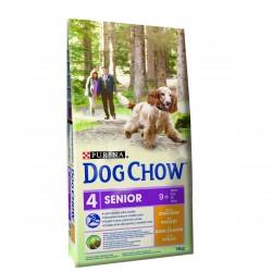 DOG CHOW Sénior Frango 14Kg