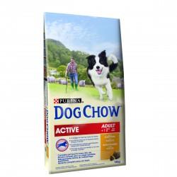 DOG CHOW Adulto Active Frango 14Kg
