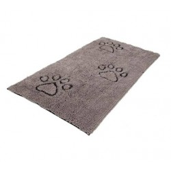 DOG GONE SMART Dirty Dog Doormat Vermelho L 89x66cm