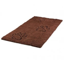 DOG GONE SMART Dirty Dog Doormat Cinzento L 89x66cm
