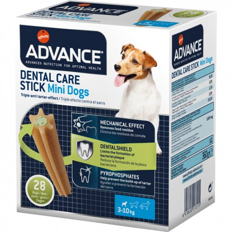 ADVANCE Dental Care Mini Stick Multipack 360gr