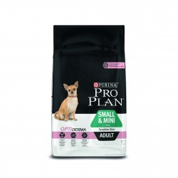 PRO PLAN Small & Mini Adult Sensitive Skin Salmon 7kg
