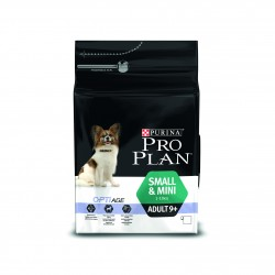 PRO PLAN Cão Small & Mini Adult 9+ Chicken 3Kg