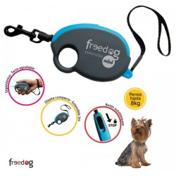 Trela extensível mini 3mt Freedog