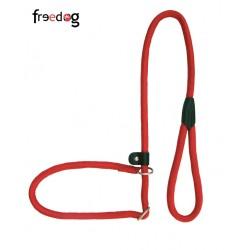 Trela estranguladora redonda nylon freedog