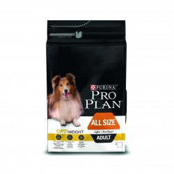 PRO PLAN All Size Adult Light Sterilised Chicken 3Kg