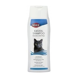 Shampoo p/gatos 250ml Trixie