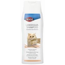 Champô p/gatos pêlo longo Trixie 250ml