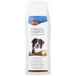 Champô p/cão com óleo de côco Trixie 250ml