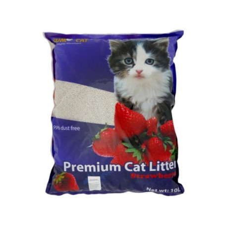 Aglomerante Sumo Cat Litter 10Lt