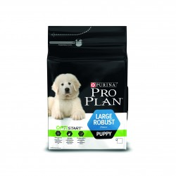 PRO PLAN Cão Large Robust Puppy Chicken 3Kg