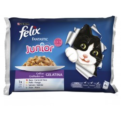 FELIX FANTASTIC JUNIOR 4X100GR
