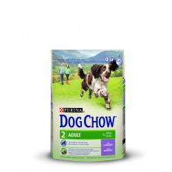 DOG CHOW Adulto Borrego 2.5Kg