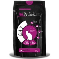 PETFIELD CAT 2KG