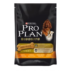 PRO PLAN Cão Biscoitos Adulto Light Frango 400Gr