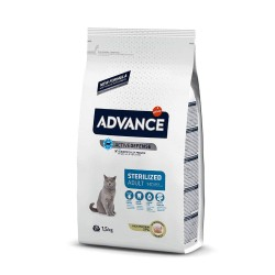 ADVANCE Gato Esterilizado Perú 1.5kg