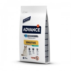 ADVANCE Gato Esterilizado Sensitive Salmão 1.5kg