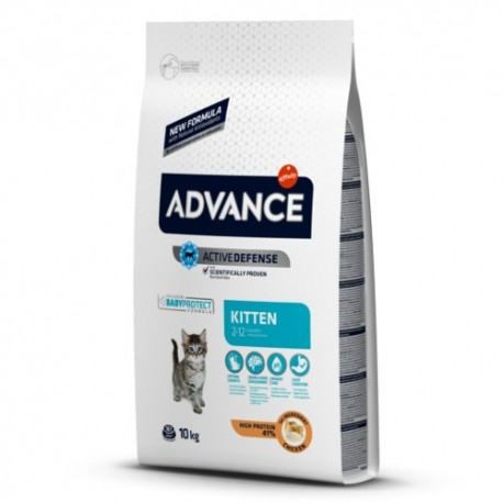 ADVANCE Gato Junior Frango 1.5kg