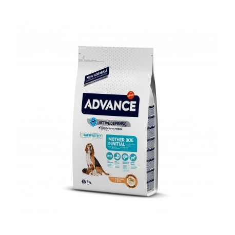 ADVANCE Cão Puppy Protect Initial 3kg
