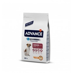 ADVANCE Cão Sénior Mini Frango 3kg