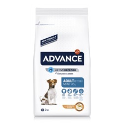 ADVANCE Cão Adulto Mini Frango 3kg