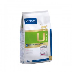 VIRBAC VETERINARY HPM U1 CAT STRUVIT DISSOLUTION 1.5KG