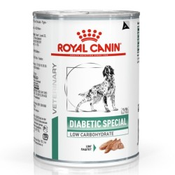 Royal Canin Diabetic Special Low Carbohydrate Canine in Loaf 410gr