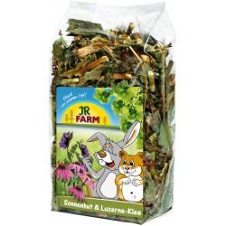 JR FARM Coneflower & Alfalfa clover 100gr