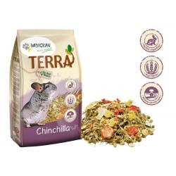 TERRA - ALIMENTO PREMIUM PARA CHINCHILAS 1kg