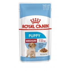 ROYAL CANIN WET MEDIUM PUPPY 140GR