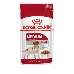 ROYAL CANIN WET MEDIUM ADULT 140GR